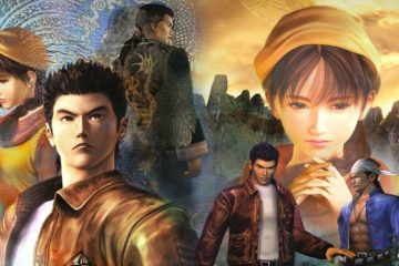 shenmue HD remake