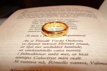 signore degli anelli copie ritirate