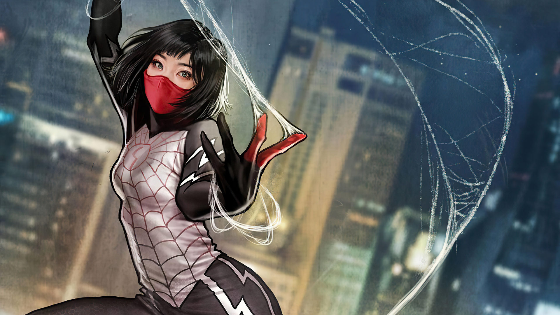 silk live action