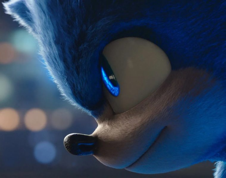 sonic hedgehog 2 2021
