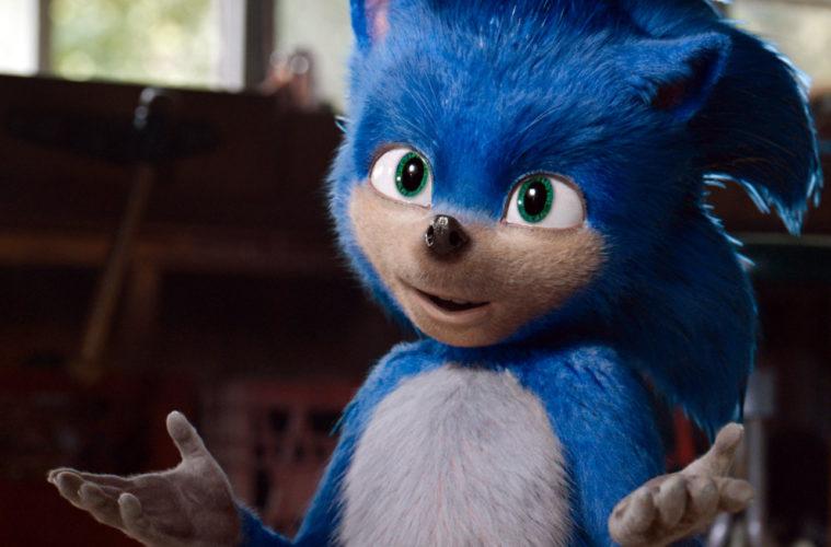 Sonic the Hedgehog rimandato