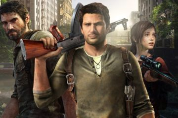 sony uncharted last of us