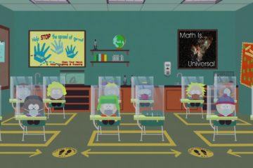 south park speciale pandemia