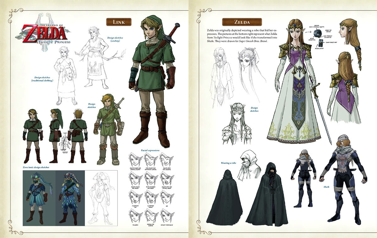 speciale character design