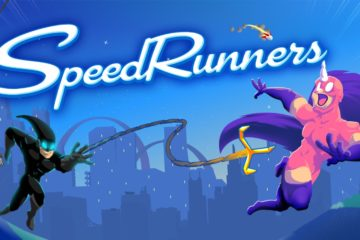 speedrunners nintendo switch