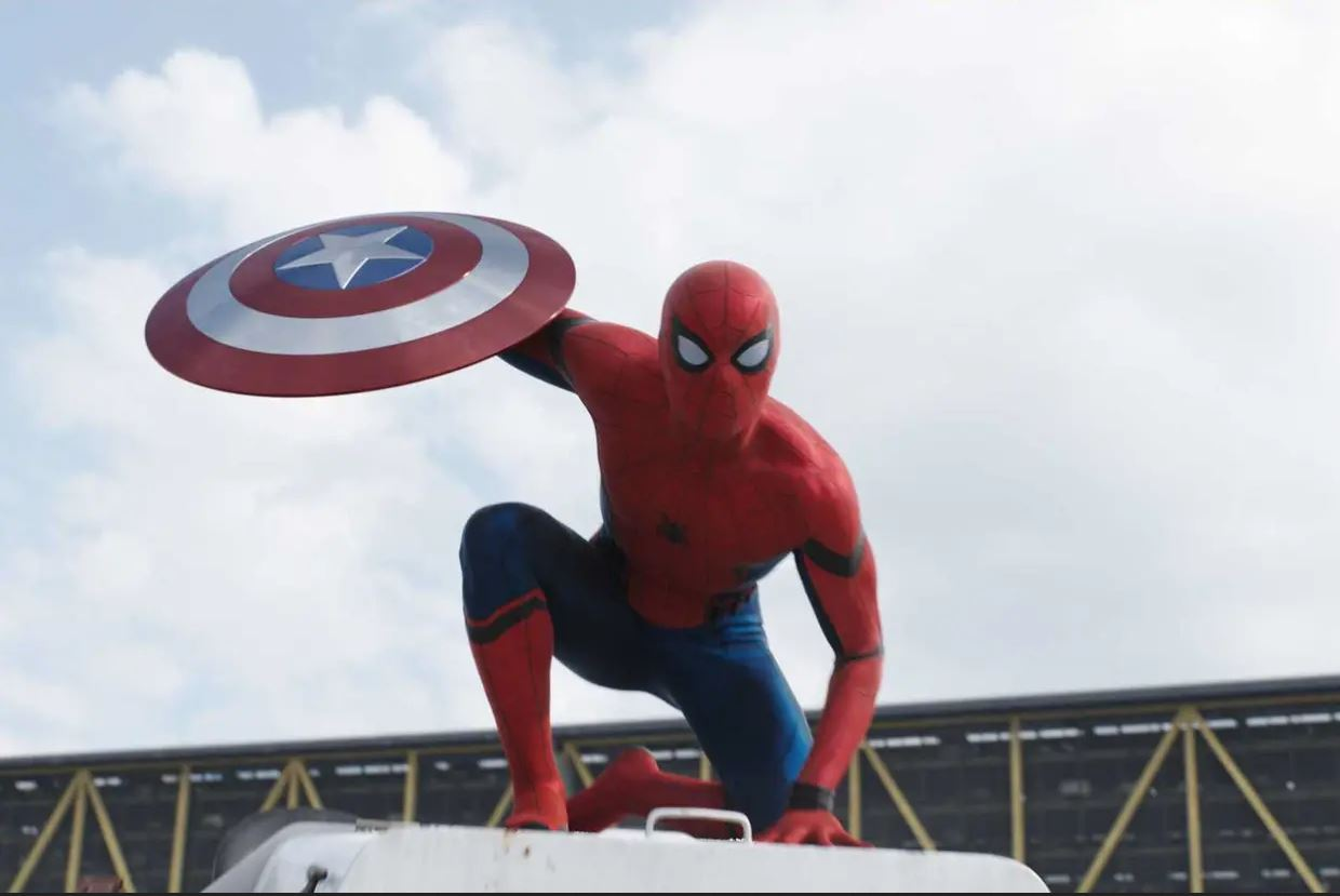 Spider-Man 3, la prima foto di Tom Holland dal set del film