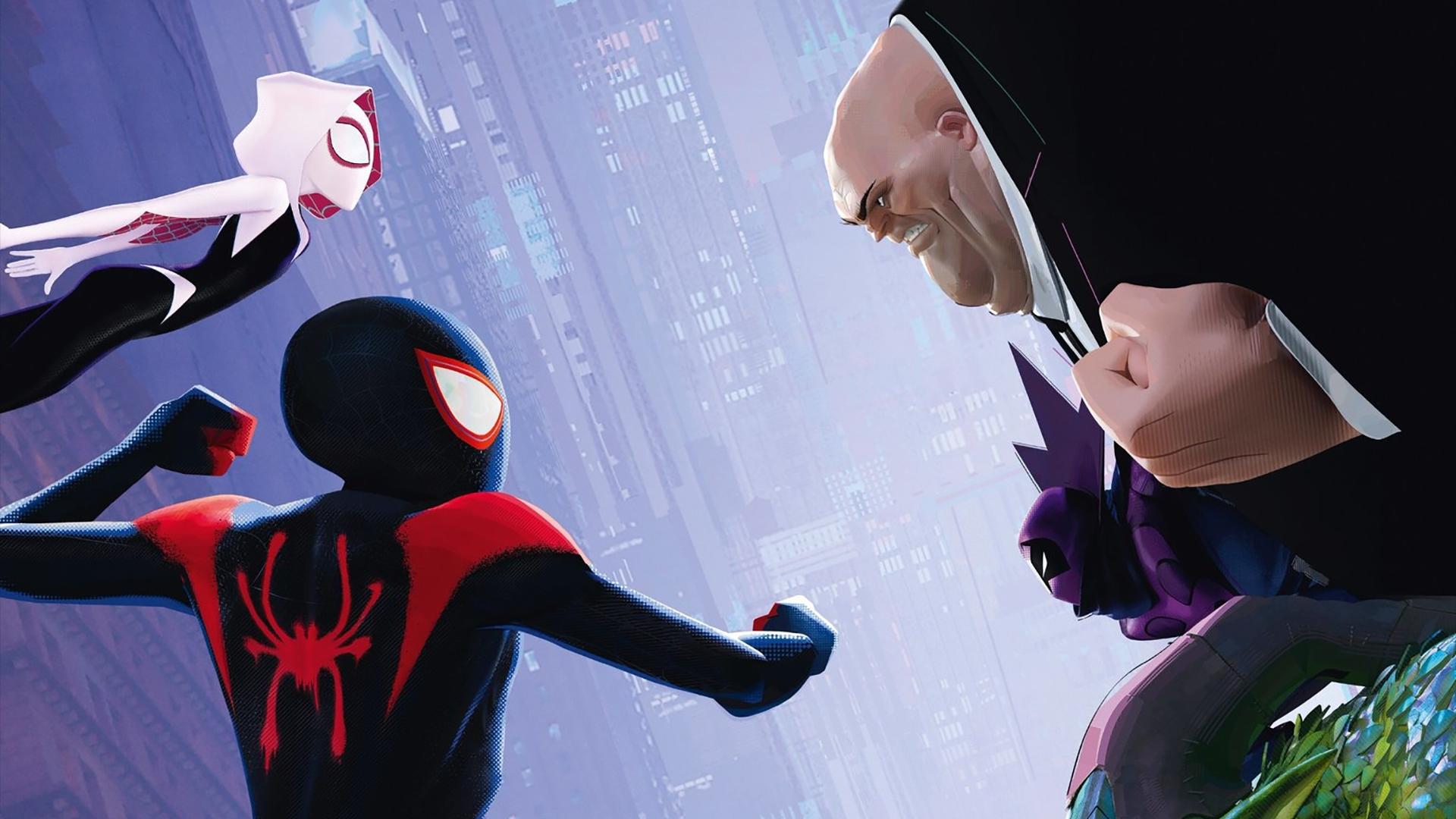 Spider Man Un Nuovo Universo Rilasciato Il Poster Internazionale