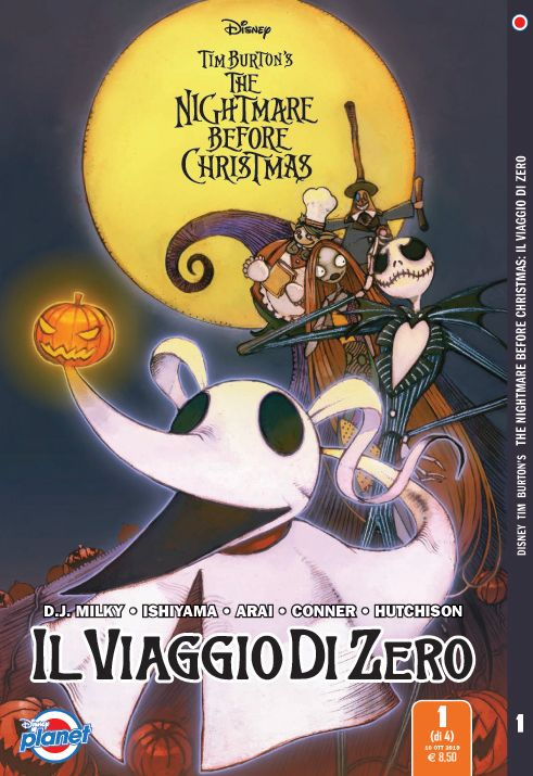 spin-off nightmare before christmas