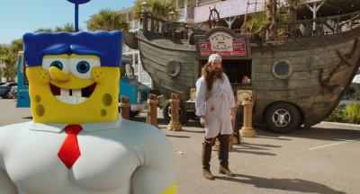 Spongebob: Fuori dall'acqua - Recensione