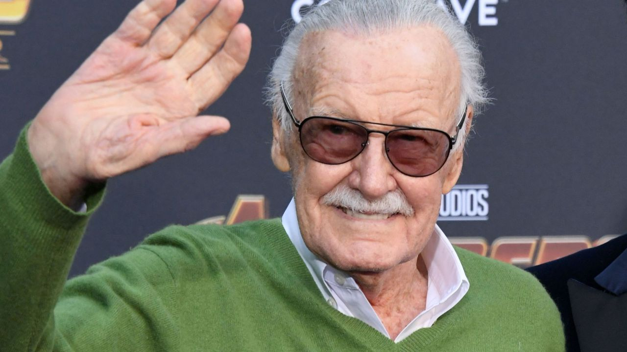 Stan Lee via