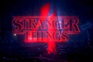stranger things 4 stop riprese
