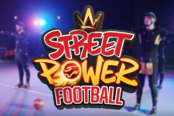 streer power football