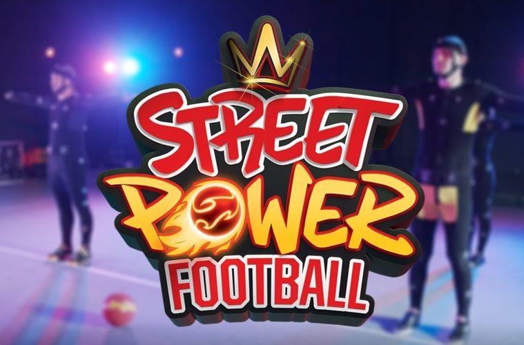streer power football