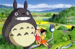 Studio Ghibli poster cinesi