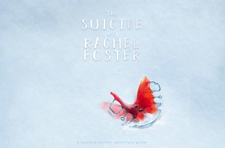 suicide rachel foster
