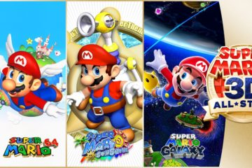 super mario all stars giochi emulati