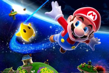 super mario galaxy switch