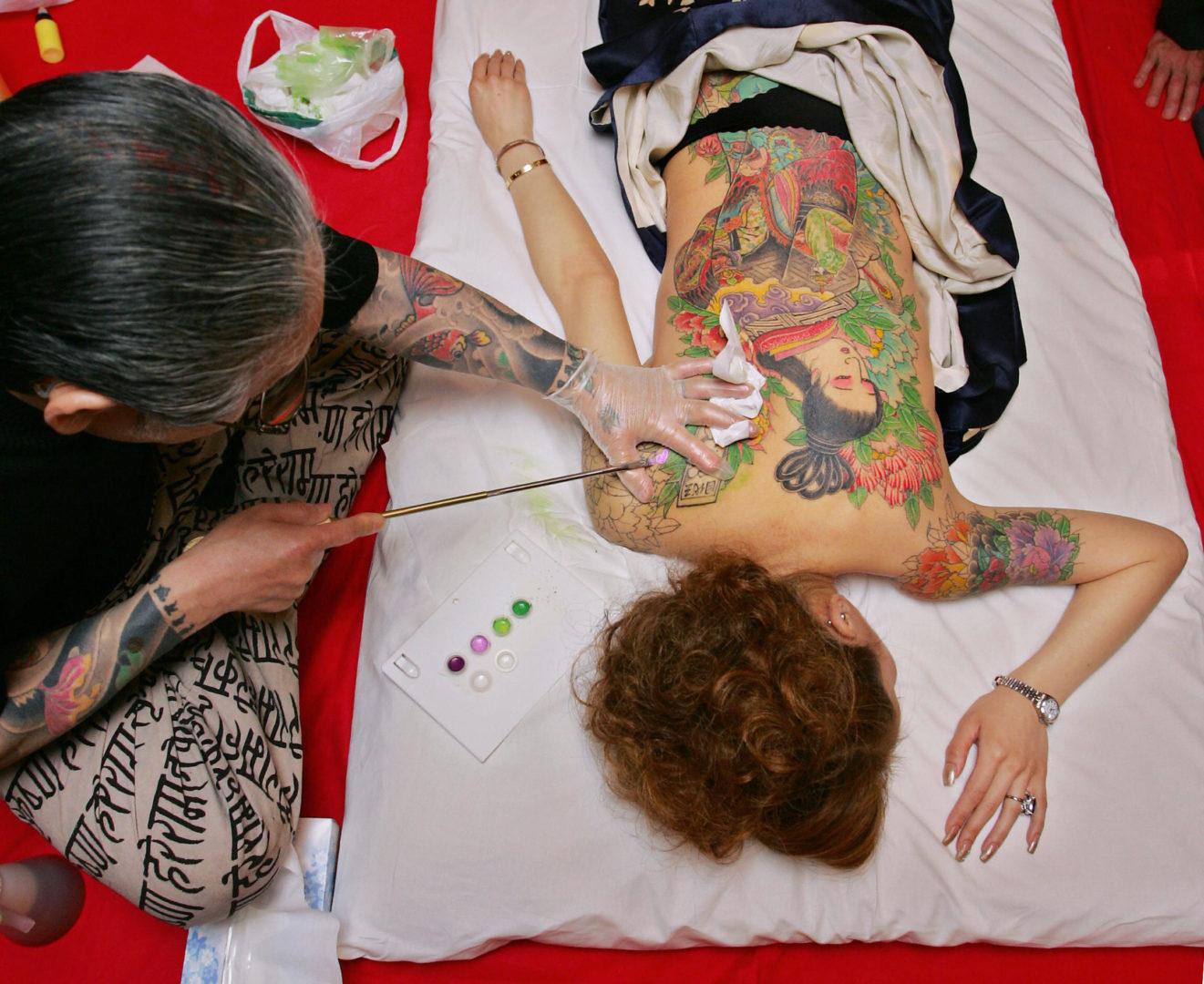 tatuaggi giappone