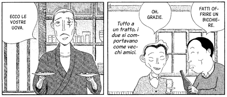 taverna mezzanotte manga