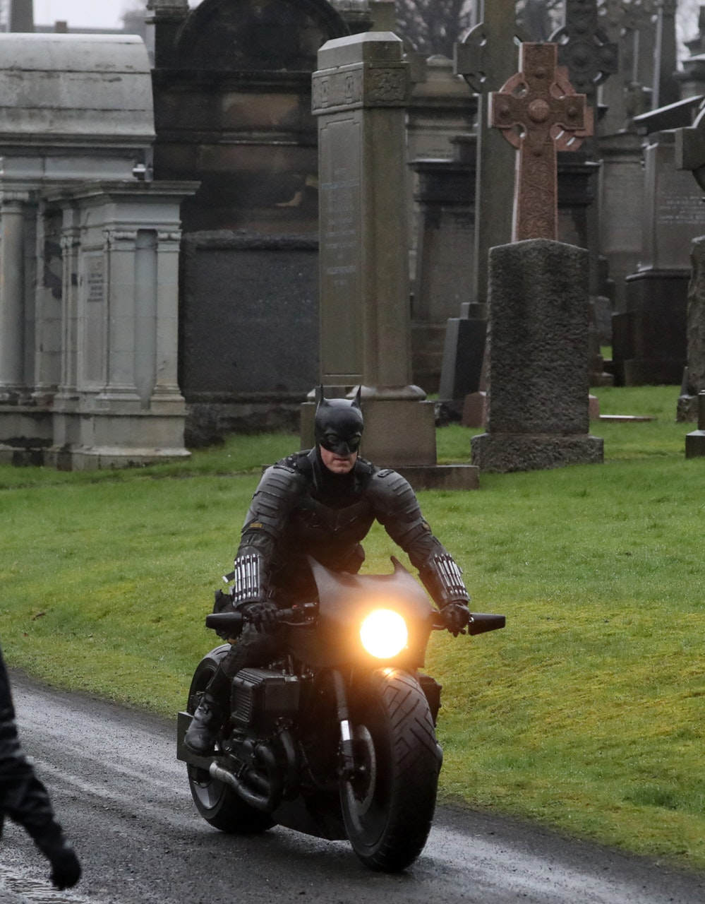 the batman tuta