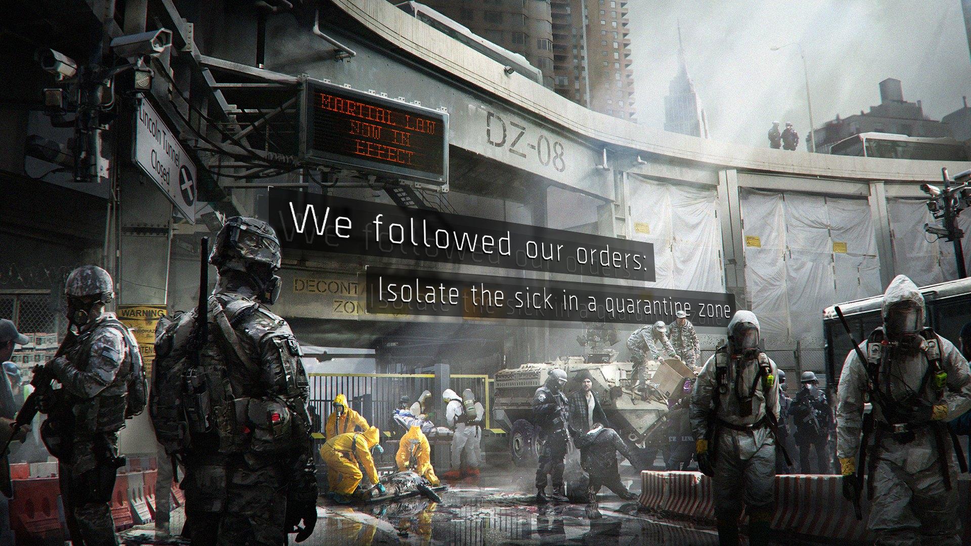 the division recensione