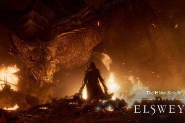 the elder scrolls online e3 2019