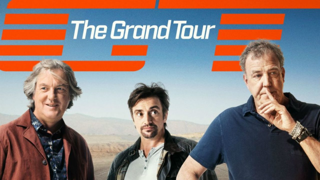 the grand tour nuovo episodio