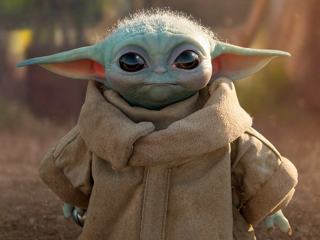 the mandalorian 2 baby yoda seconda stagione
