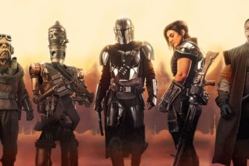 the mandalorian 2 trailer