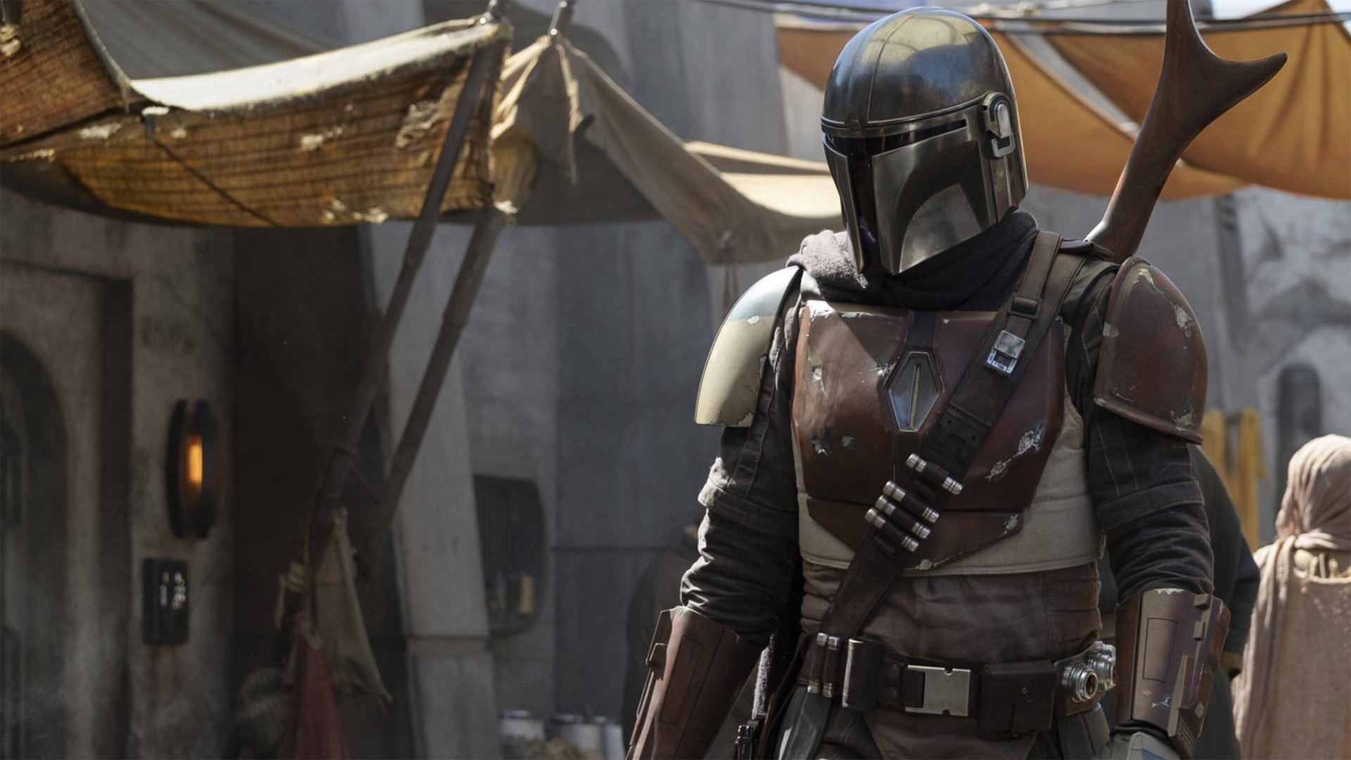 the mandalorian nuovo trailer