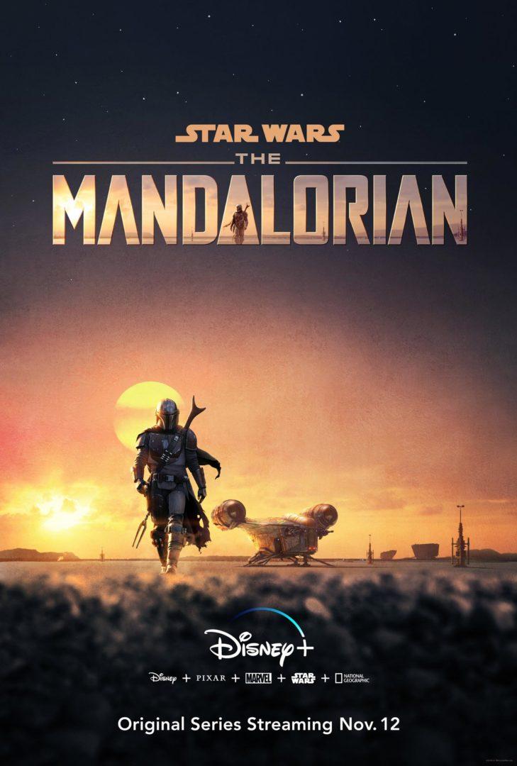 the mandalorian trailer d23
