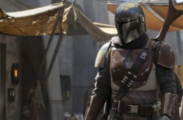 the mandalorian trailer d23