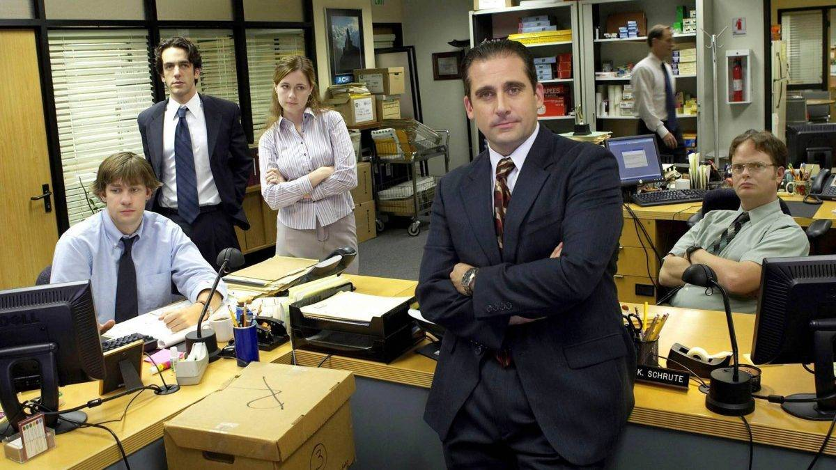 the office reunion