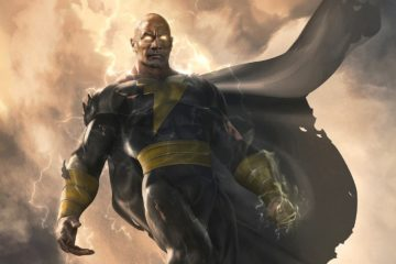 the rock black adam