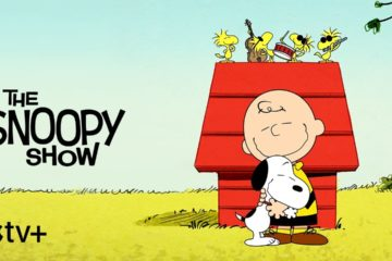 the snoopy show trailer