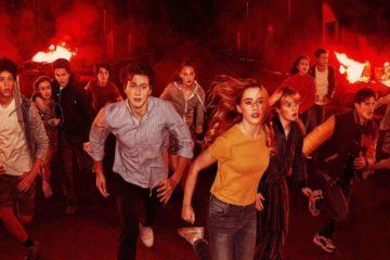 the society seconda stagione