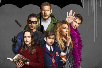 the umbrella academy 2 uscita