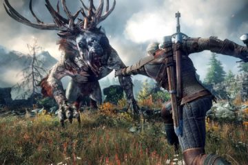 the witcher 3 switch lancio