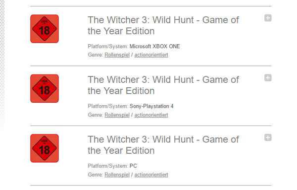 the witcher goty