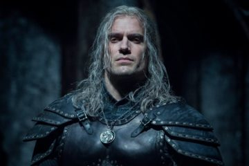 the witcher henry cavill infortunio