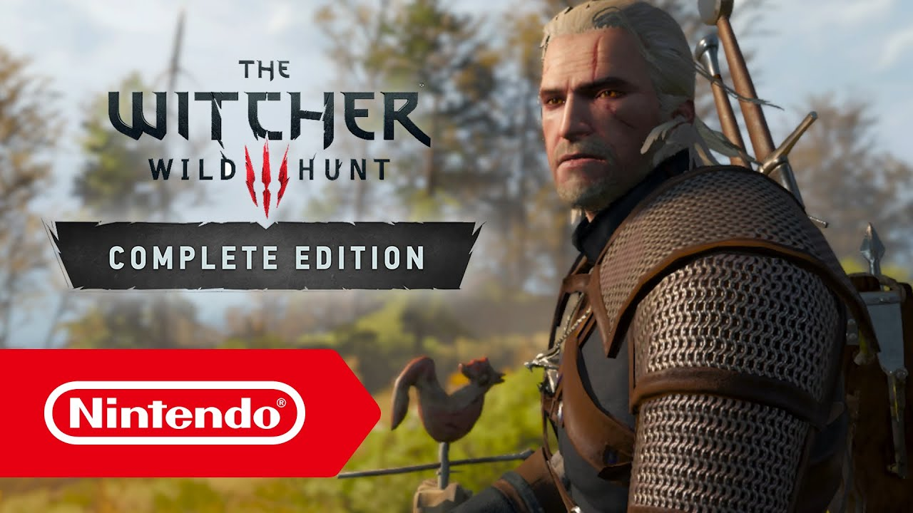the witcher switch 60 fps