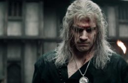 the witcher trailer lucca