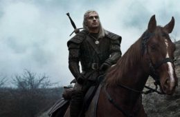 the witcher unicorno