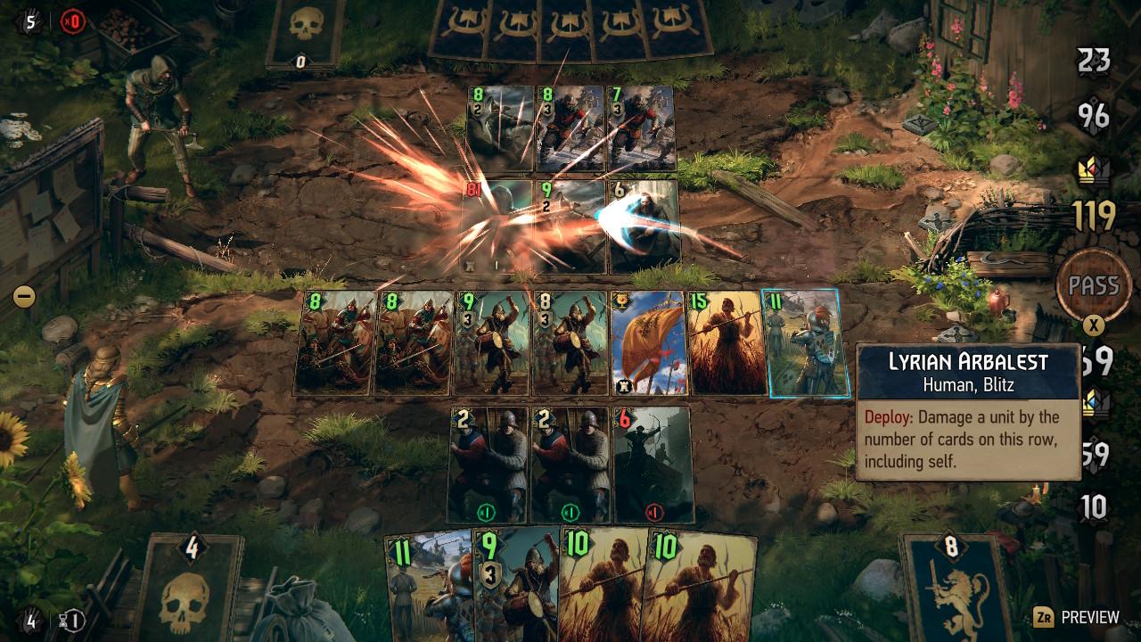 thronebreaker witcher switch