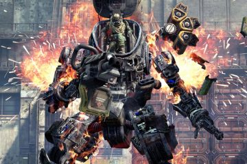titanfall electronic arts