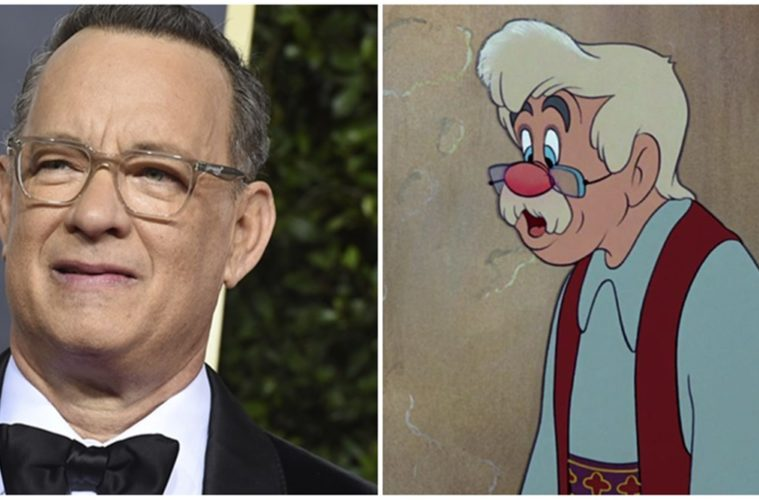 tom hanks geppetto