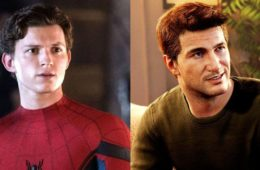 tom holland look uncharted