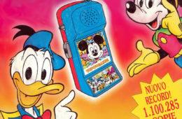 topolino gadget anni 90