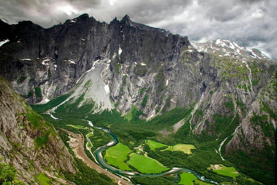 Image result for trolljegeren landscape