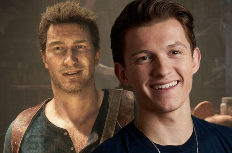 Uncharted film riprese
